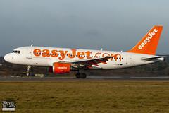 G-EJJB - 2380 - Easyjet - Airbus A319-111 - Luton - 110119 - Steven Gray - IMG_8345