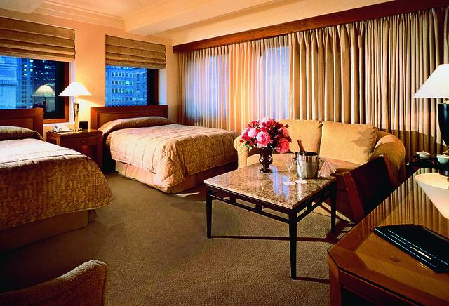ニューヨークの日系ホテル:キタノ ニューヨーク
