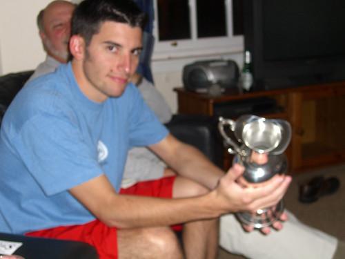 Jacob and the claret jug