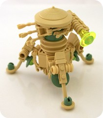 Drone (Bart De Dobbelaer) Tags: lego space hex drone