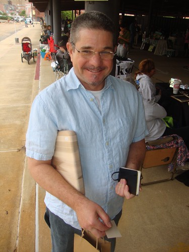 William Charles Hartman III, Texas Ave Maker's Fair, Spring 2011 by trudeau