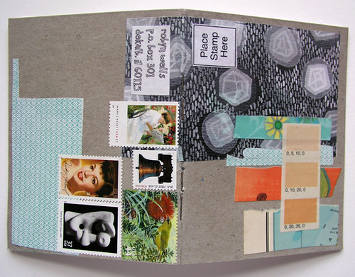 4.30.11 Mailart little books6
