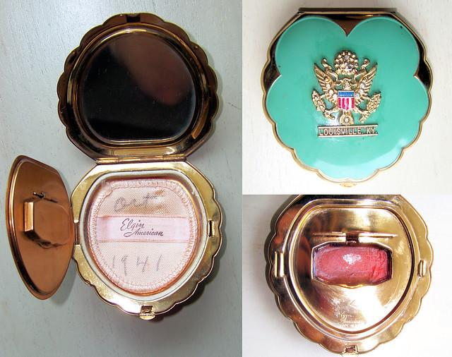 Vintage Makeup Compacts