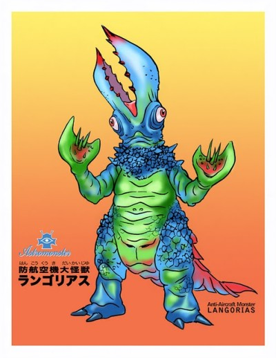 Alex Wald Astromonsters