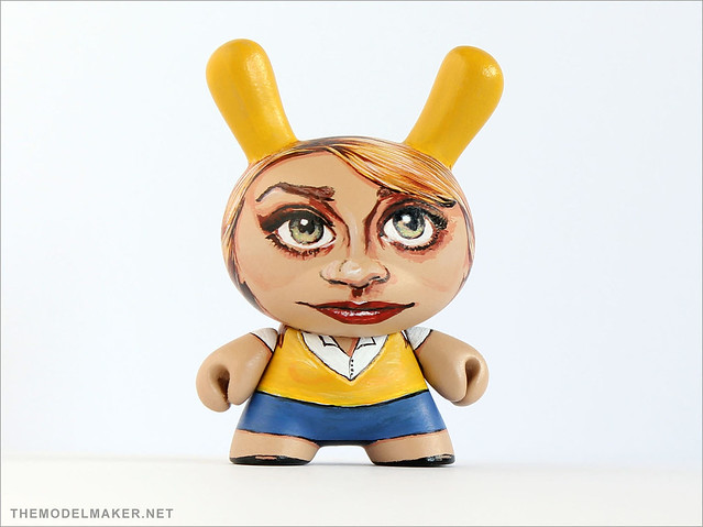 Penny dunny from The Big Bang Theory