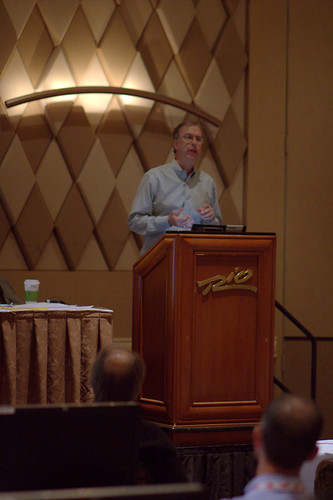 Dan Staples talks about the next evolution in Synchronous Technology