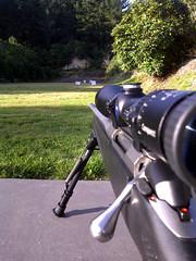 Taupo range and my Tikka T3