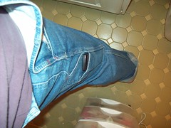 Cell phone pocket! (Jaquandor) Tags: cellphone overalls dickies