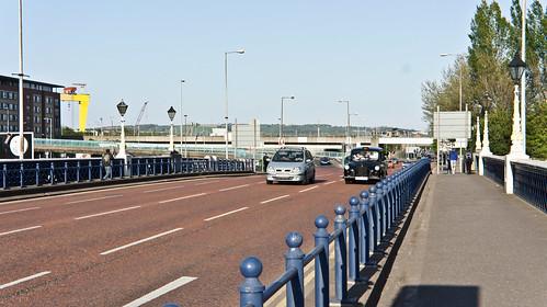 Queens Bridge is a bridge in Belfast, Northern Ireland.
