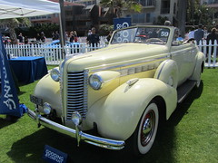 Buick Convertible - 1938 (MR38) Tags: buick 1938 convertible bcar