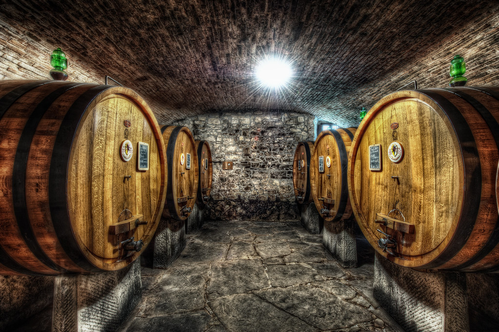 The Cellars of Verrazzano.