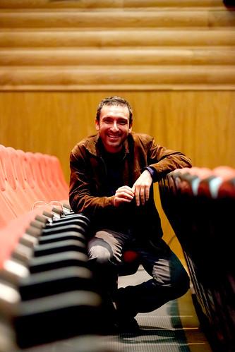 Entrevista com Luiz Oliveira