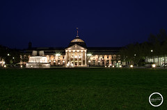 Casino, Wiesbaden (Valentin.S.) Tags: wiesbaden sommer casino kurhaus frhling kurpark