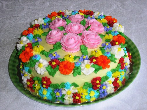 Mother's Day cake 1
