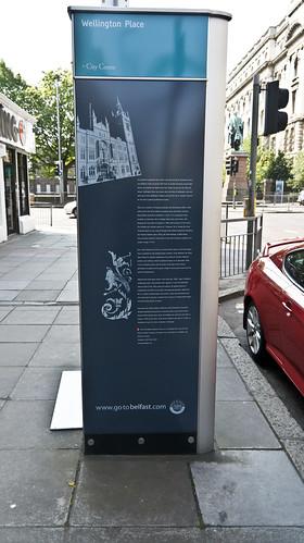 Belfast City - Wellington Place