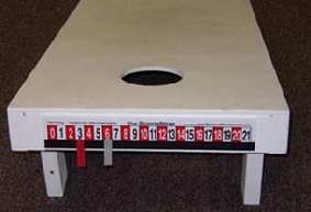 Cornhole Score Strip