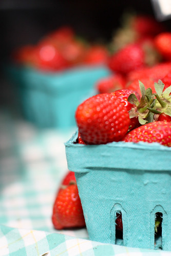 Strawberries - What is it about them?