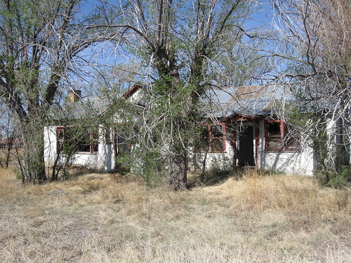 NM abandoned house