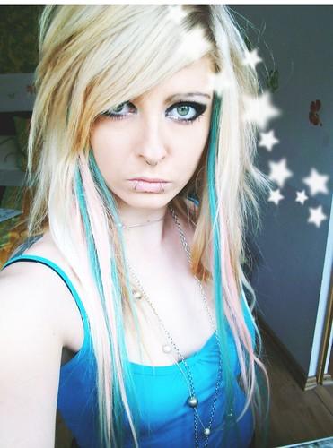 emo Hot porn blonde girl