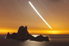 """En memoria de """"El Largo"""" (Muchilu) Tags: canon de el luna ibiza cap toni 5d eivissa antonio puesta largo moonset mkii ellargo vedrà llentrisca"""