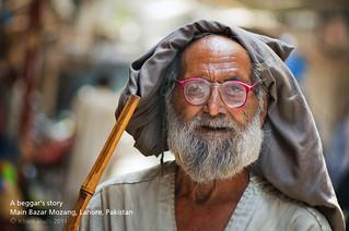 A beggar's story