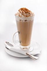 cream (Demidova) Tags: food white cup coffee dessert cinnamon background napkin cream plate spoon latte cappuccino whipped                 fooddessertswhitebackgrounddelicious