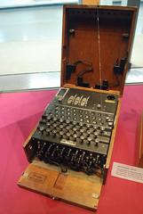 Naval Enigma (Ninoxowl) Tags: world park uk war buckinghamshire enigma ii cyphers bletchley codes