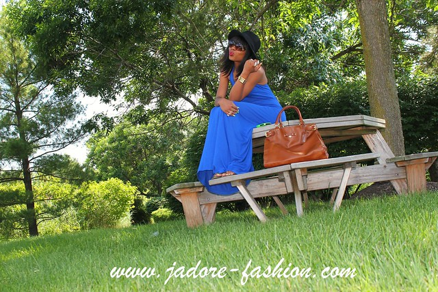 Into the blue by jadore-fashion.com