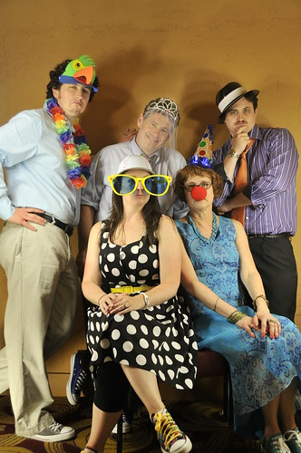 Brian, Alan, Kathy, Leah, & Eric