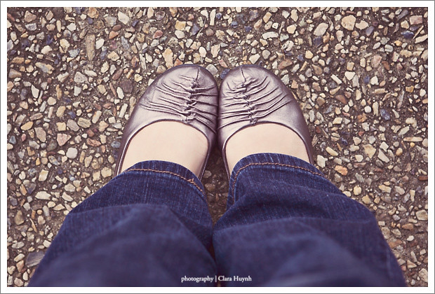 June 1 - New Shoes