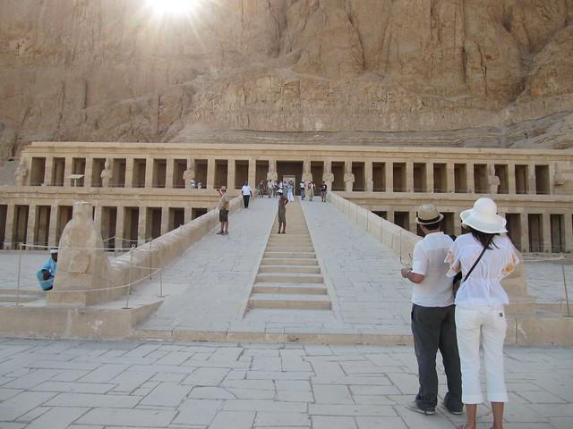 Hatshepsut Temple Impressions