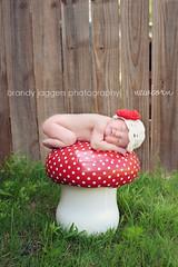 sweet munchkin. (Brandy Jaggers) Tags: baby girl outdoor naturallight babygirl newborn inhome nikon50mmf14 newborngirl nikond700