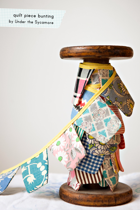 25 Colorful Scrap Fabric Projects to Gift featured by top US sewing blog, Flamingo Toes