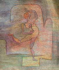 [ K ] Paul Klee - Tänzerin (1932)