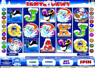 Santa Paws slot game online review