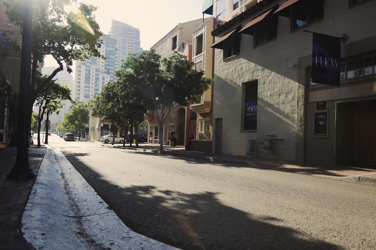 San Diego city