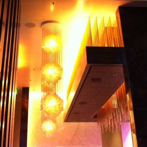 Golden Glow, Aria, Las Vegas