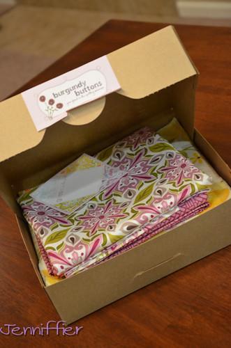 Kit for Central Park Quilt
