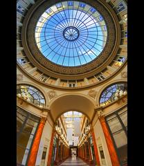 Galerie Colbert (AO-photos) Tags: sky paris fisheye ciel 8mm hdr galeriecolbert samyang