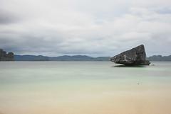 Anti-gravity (migsaquino) Tags: elnido palawan pinagbuyutanisland