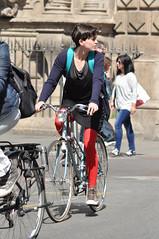 Primavera en bici x Barcelona (Bart Omeu) Tags: barcelona b bike bicycle bcn bicicleta bici bicibcn changeyouliferideabike
