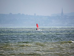 Wild & Windy Windsurfing on the Solent (Nick.Bayes) Tags: wild windy windsurfing solent