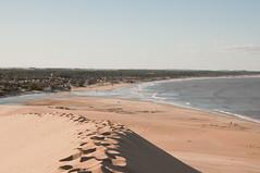 barra de valizas vista de cima das dunas (Raul Garré) Tags: praia beach nature trekking uruguay la cabo natureza dune duna caminhada aguas pedrera dulces uruguai polonio valizas