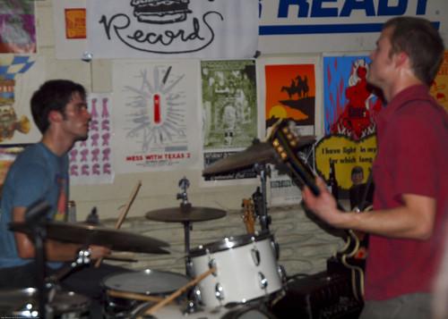 March 16v Bad Sports @ Trailer Space, Burger Records (11)