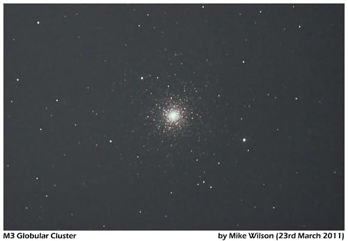 M3 Globular Cluster