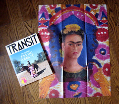 Cartel de Frida Kahlo