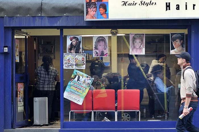Stroud Green beauty parlours