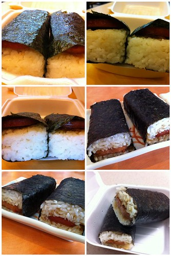 My Spam Musubi Collection