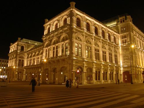Hofopern Theatre (Vienna State Opera House)