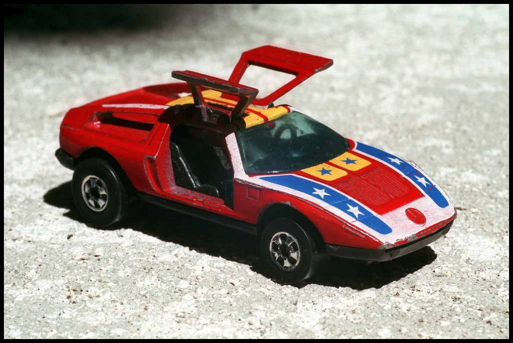 hot wheels- Mercedes benz C111-II 1970